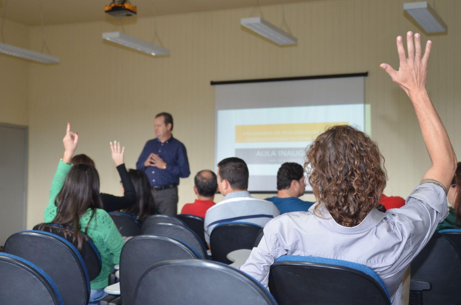 Doutorado em Desenvolvimento Comunitário inicia atividades