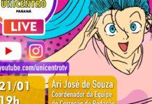 Live Unicentro - Redacão Vestibular