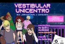 Vestibular Unicentro 2021