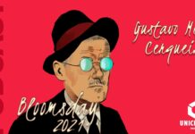 #18 - Gustavo Melo Cerqueira - Bloomsday 2021