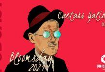#01 - Caetano Galindo - Bloomsday 2021