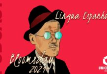 #07 - Língua Espanhola - Bloomsday 2021